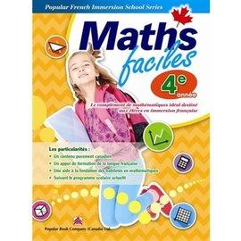 Math faciles Gr. 4