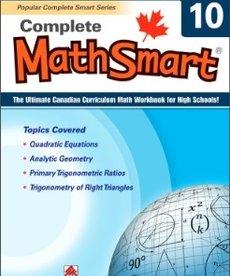 Complete Math Smart Gr. 10