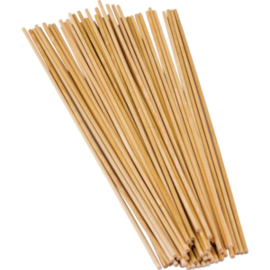"Stem Basics: 1/8"" Wooden Dowels-100"