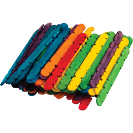 STEM Basics: Multicolor Skill Sticks-250