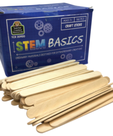 STEM Basics: Craft Sticks 500