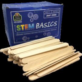 STEM Basics: Craft Sticks 500