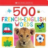 500 My First French-English Words