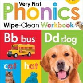 My Very First Phonics Wipe-Clean Workbook