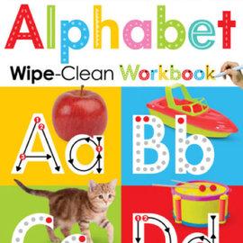 Alphabet Wipe-Clean Workbook