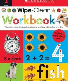 Wipe-Clean Workbook Grade 1