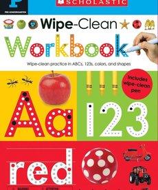 Wipe-Clean PreK Workbook