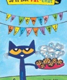 Je lis avec Pat le chat - La vente de biscuits