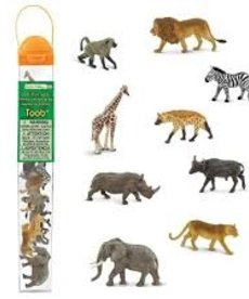 Toob-South African Animals