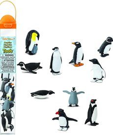 Toob-Penguins