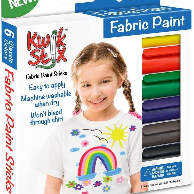 Kwik Stix Fabric Paint
