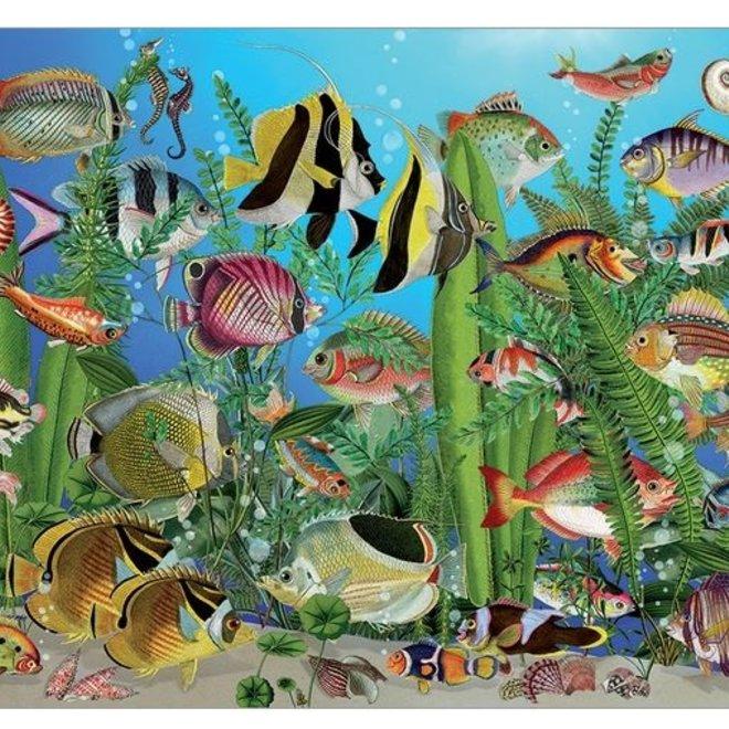Aquarium Puzzle 275 pc
