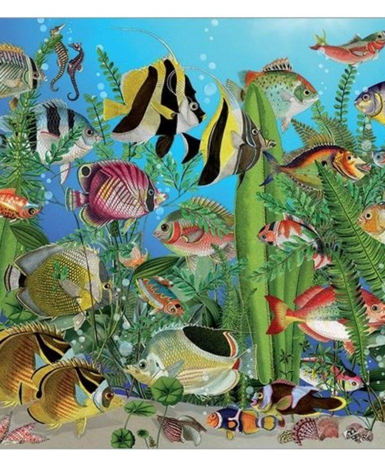 Cobble Hill Aquarium Puzzle 275 pc