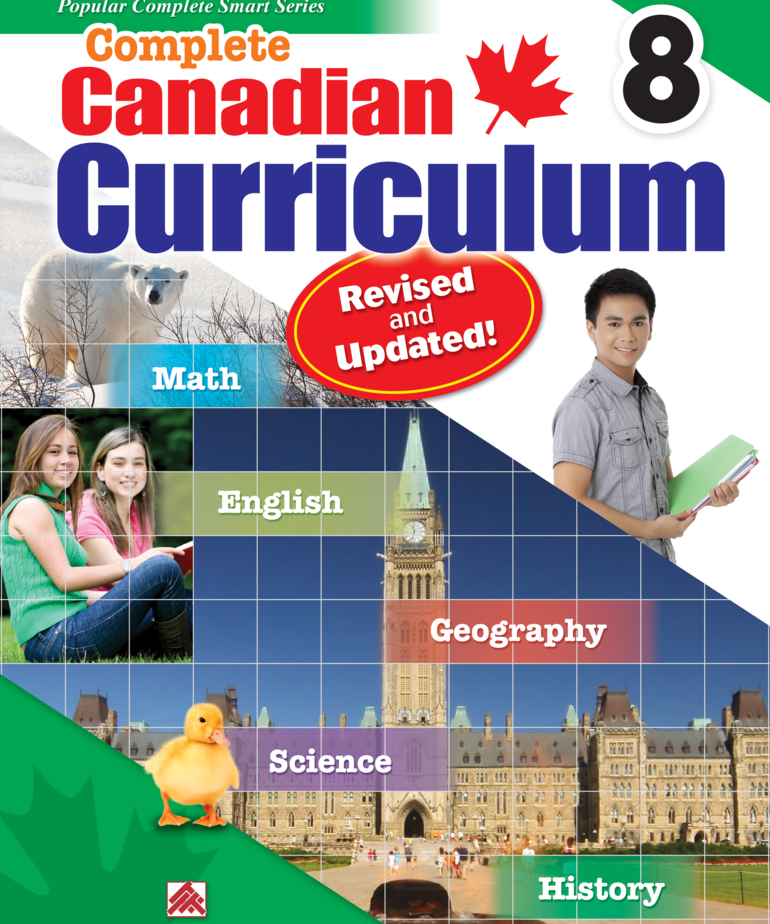 Complete Canadian Curriculum Gr. 8