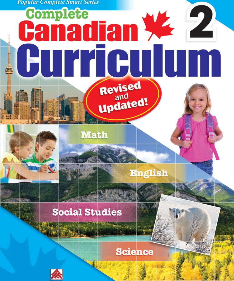 Complete Canadian Curriculum Gr. 2