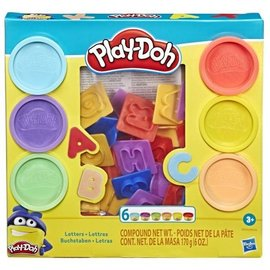 Play-Doh Letters Kit