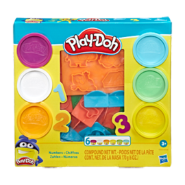 Play-Doh Numbers Kit