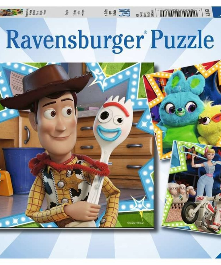 Ravensburger Toy Story In It Together Puzzle (3 x 49pc)