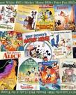 Ravensburger Disney Vintage Movie Poster Puzzle 1000pc