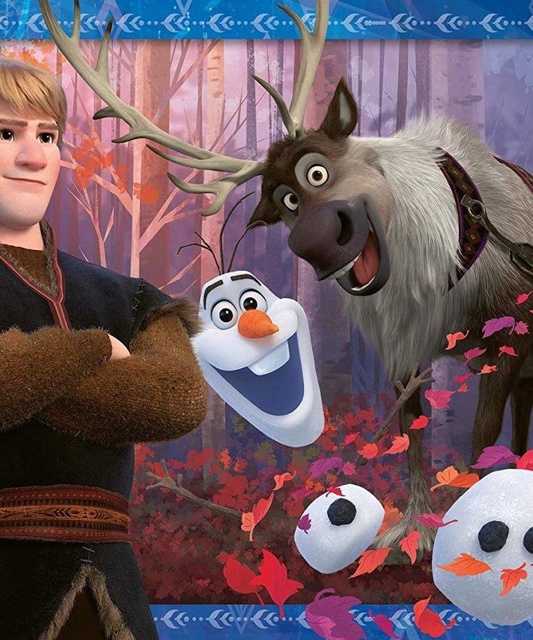 Ravensburger Frozen Frosty Adventures Puzzles (2 x 24pc)
