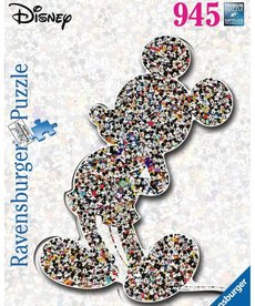 Ravensburger Disney Mickey Mouse Shaped Puzzle 945pc
