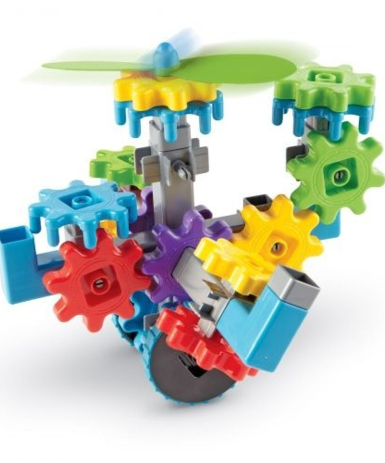 Learning Resources Gears! Gears! Gears! FlightGears