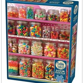 Candy Shelf 500pc