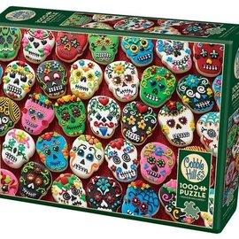Sugar Skull Cookies 1000pc