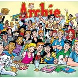 Archie The Gang at Pop's Puzzle 1000pc