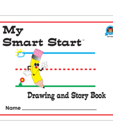 Smart Start Drawing and Story Book