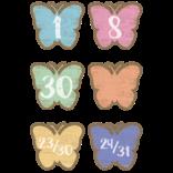 Home Sweet Classroom Butterflies Calendar Days