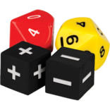 Addition & Subtraction Dice