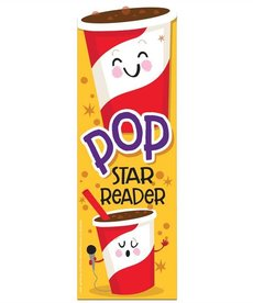 Pop Star Reader Scented Bookmark