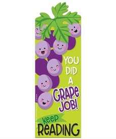 You Did a Grape Job Scented Bookmark