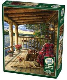 Cobble Hill Cabin Porch 1000pc