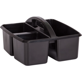 Black Storage Caddy