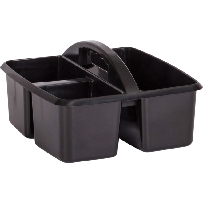 Black Storage Caddy