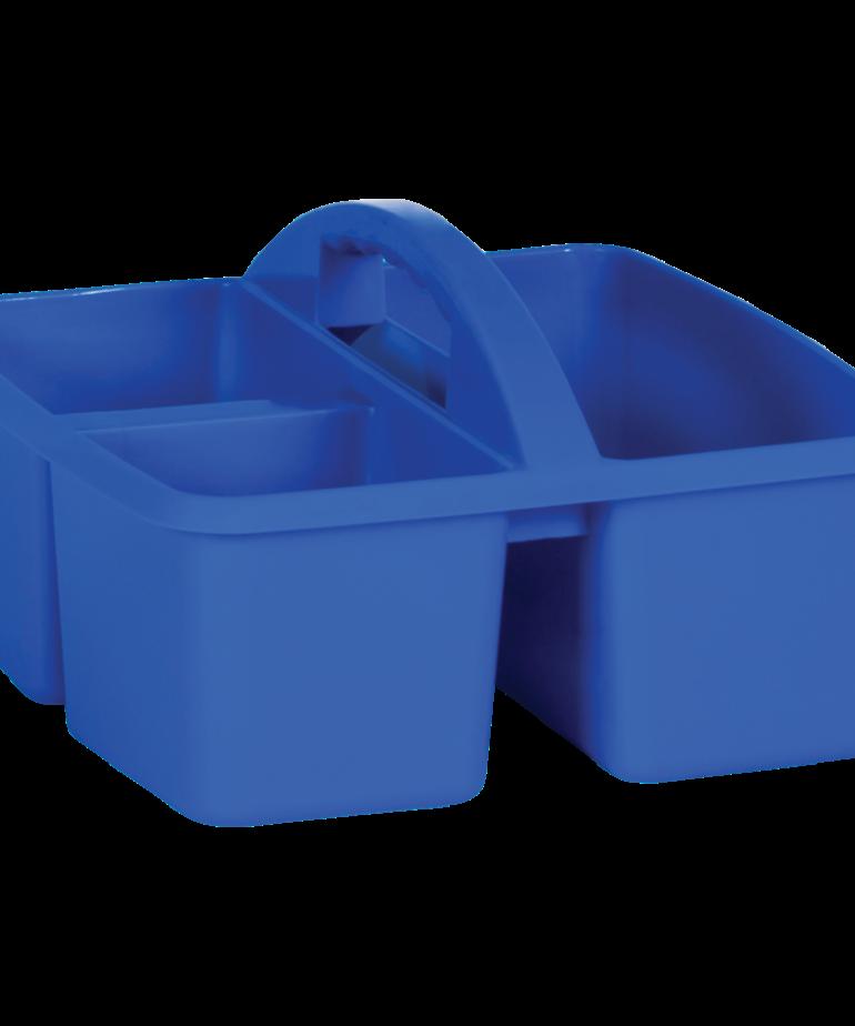 Blue Storage Caddy
