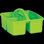 Lime Plastic Storage Caddy
