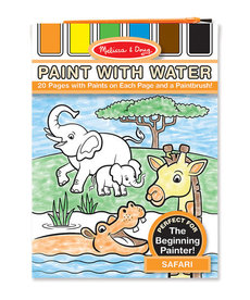 Melissa & Doug Paint With Water-Safari