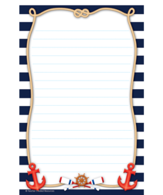 Nautical Notepad