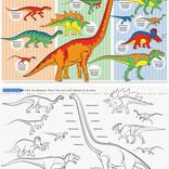 Learning Mat- Dinosaurs