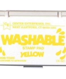 Washable stamp pad-Yellow