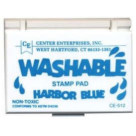 washable stamp pad-Harbor Blue