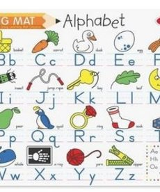 Learning Mat- Alphabet