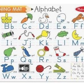 Learning Mat- Alphabet