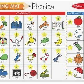 Learning Mat-Phonics