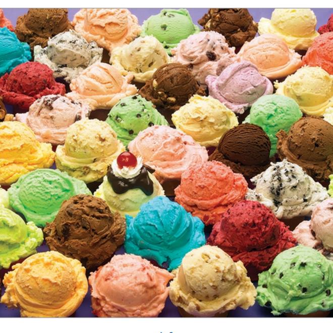 Ice Cream 1000pc