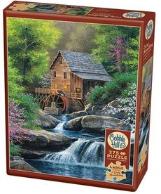 Cobble Hill Spring Mill Easy Handling Puzzle 275pc