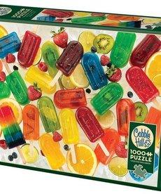 Cobble Hill Popsicles Puzzle 1000pc